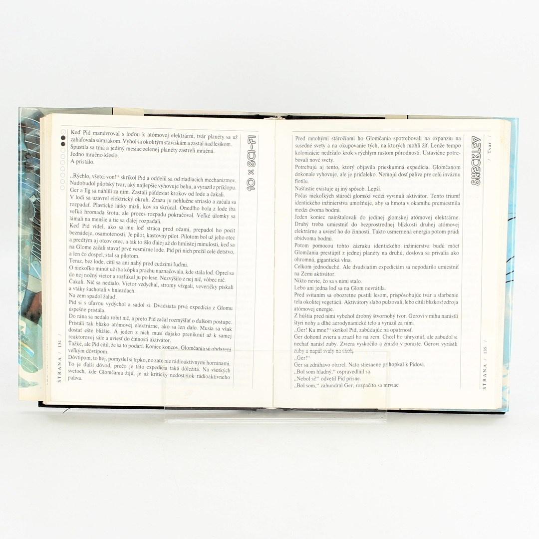 Kniha* antologie: 10x SCI-FI