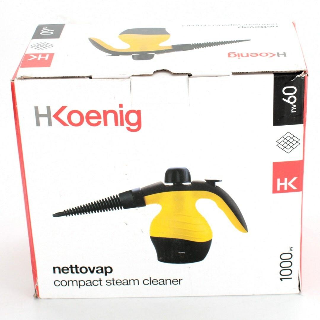 Parní čistič H.koenig NV60