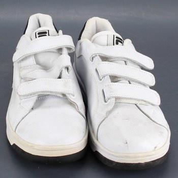 Pánská obuv Fila černo-bílá