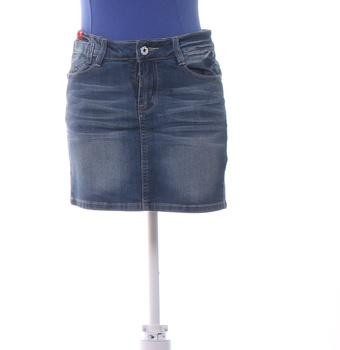 Dámská džínová sukně M.K. JEANS