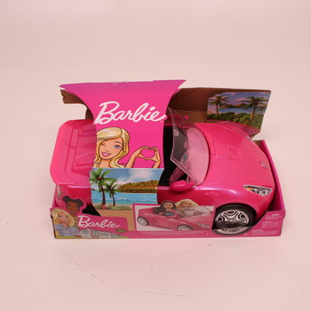 Auto pro panenky Barbie Mattel Cabrio