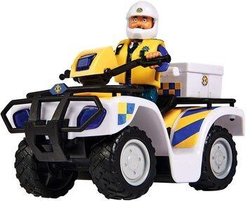 Plastové auto Simba 109251093 Policie Quad