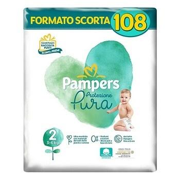 Jednorázové pleny Pampers 08001480130890