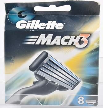 Náhradní holící hlava Gillete Mach3