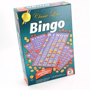 Společenská hra Schmidt 49089 Bingo
