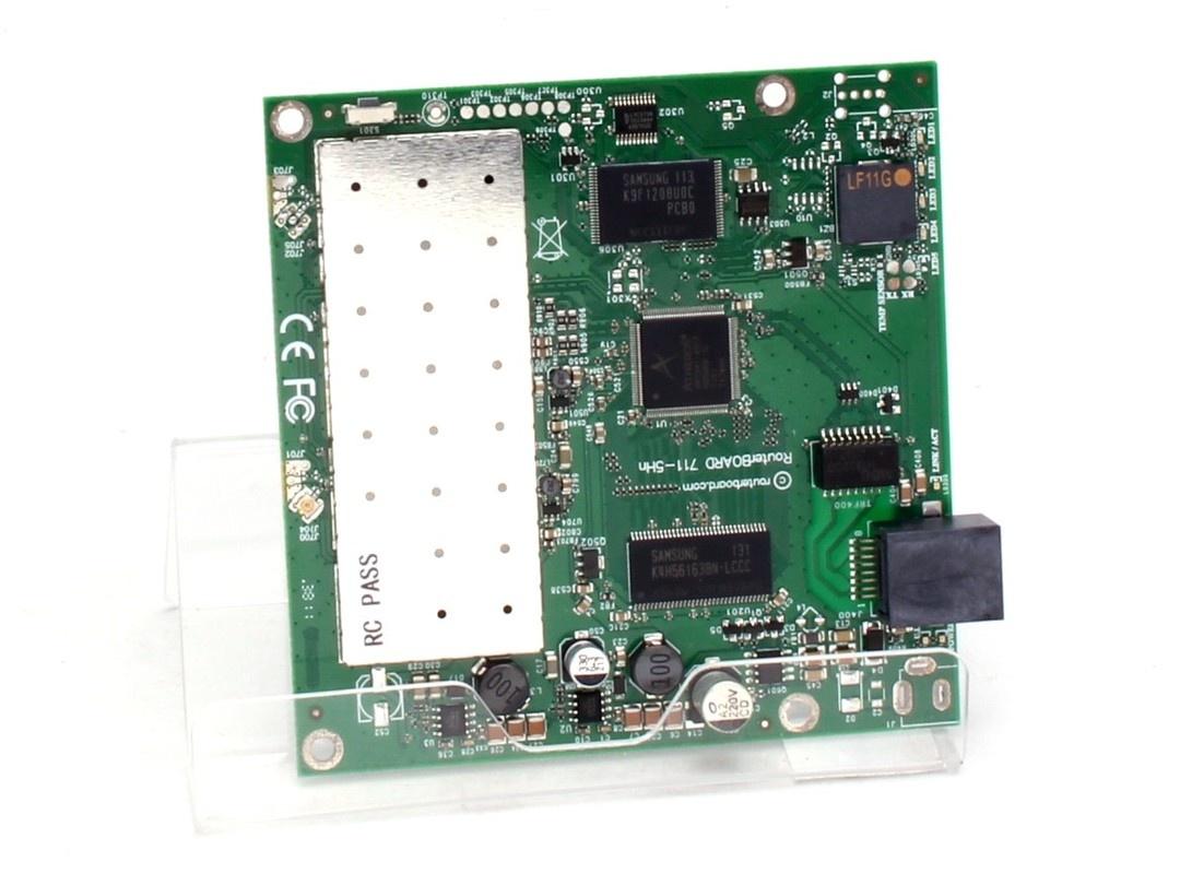 Routerboard MikroTik RB711-5Hn-u FL
