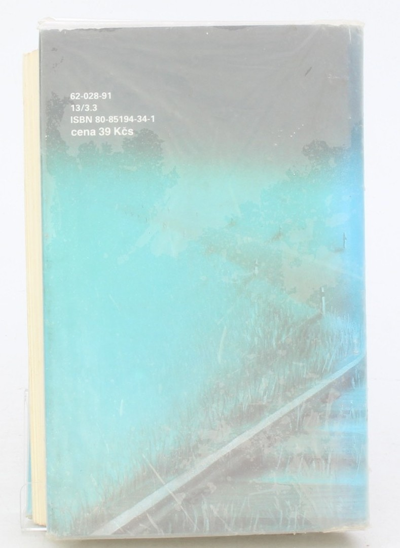 Kniha J. Švejda: Přejezd