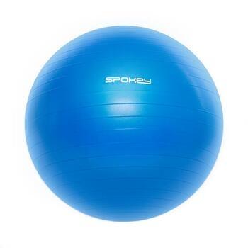 Gymnastický míč Spokey FITBALL III modrý