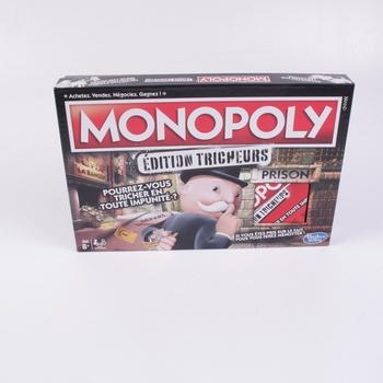 Společenská hra Monopoly Prison