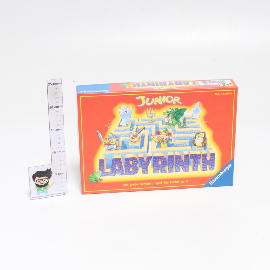 Stolní hra Ravensburger Labyrinth Junior