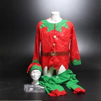 Pánský kostým Smiffys 26025 Elf