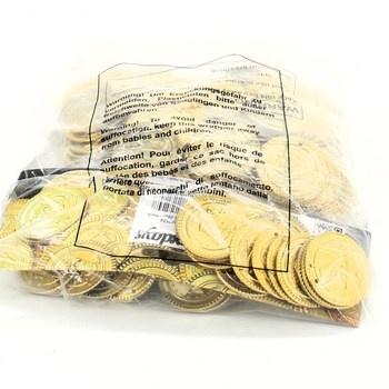 Pirátské mince RelaxDays zlaté