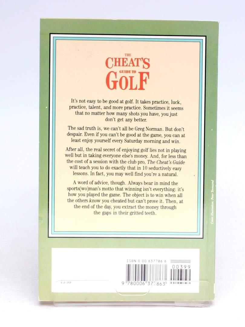Příručka The Cheat's Guide to Golf