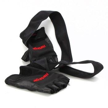 Vzpěračské rukavice Harbinger 360005