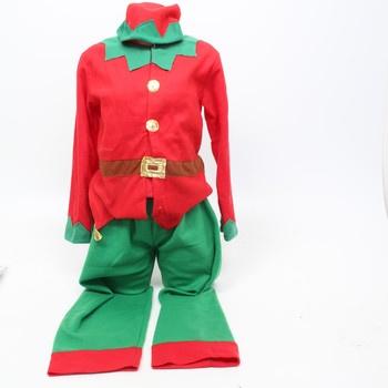 Kostým Widmann Elf ze Severního pólu