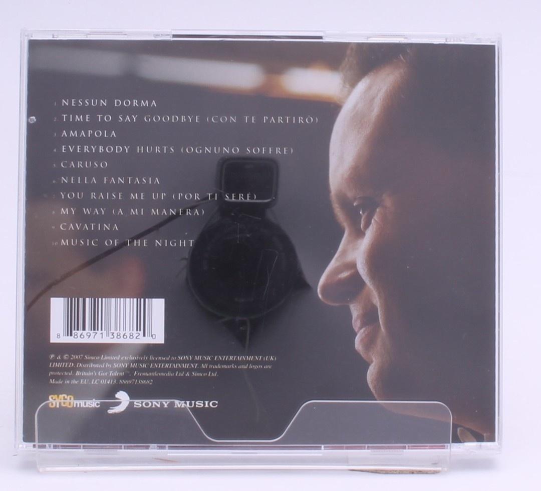 CD Paul Potts: One Chance