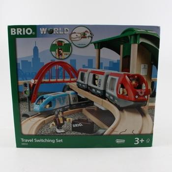 Dřevěná vláčkodráha Brio 33512