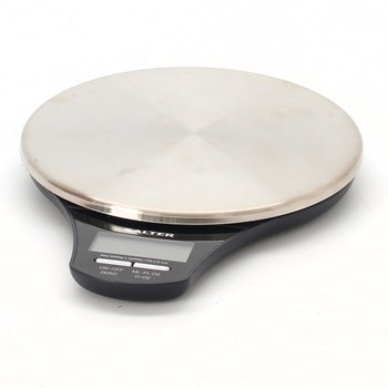 Kuchyňská váha Salter 1035SSBKDR