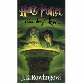 Kniha Harry Potter a princ dvojí krve