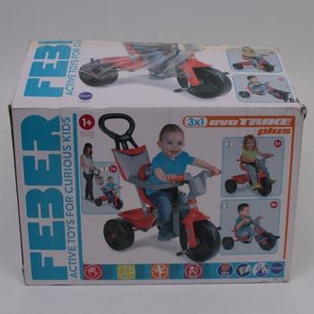 Dětská tříkolka Feber Baby Plus Music 800010946