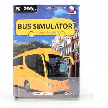 Hra pro PC Bus simulátor - Student agency