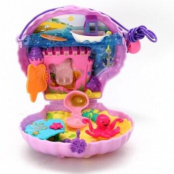 Hrací set Mattel Polly Pocket mušle GNH11