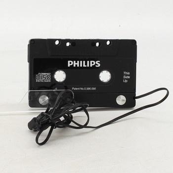 Kazetový adaptér Philips SWA2066W/10