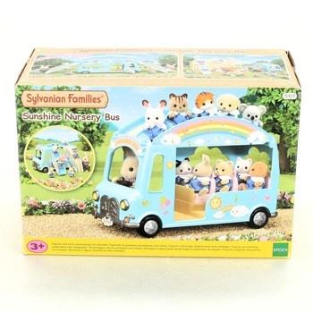 Figurky Sylvanian Families Bus 5317