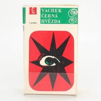 Kniha Černá hvězda Emil Vachek