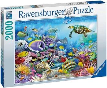 Puzzle 2000 Ravensburger 16704 Korálový útes