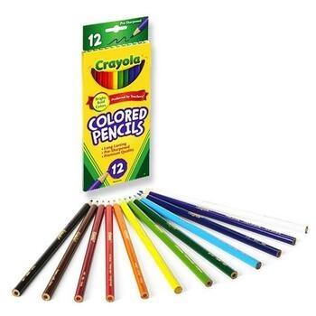 Pastelky Crayola 68-4012