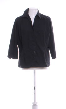 Pánská společenská košile Matalan černá