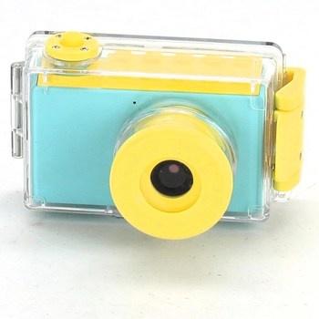 Dětský digitální fotoaparát Fishoaky