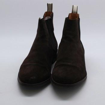 Pánské polobotky Gant 19653890