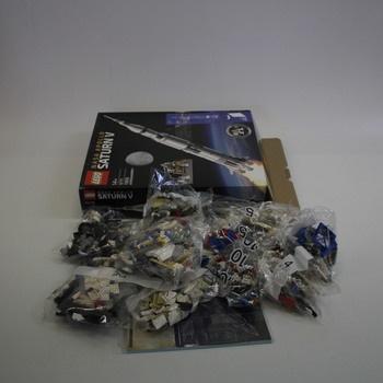 Lego Ideas Nasa Apollo Saturn V 92176