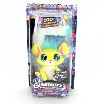 Interaktivní hračka Mattel Lil' Gleemerz