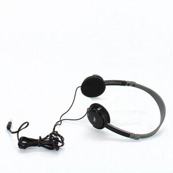 Kabelová sluchátka JVC HA-L50-B-E