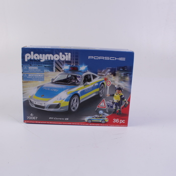 Stavebnice Playmobil 70067 Porsche