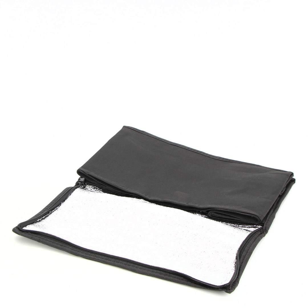 Chladící taška černé barvy