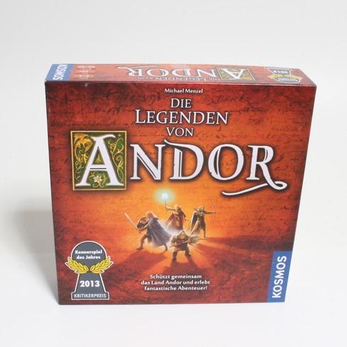 Hra Kosmos 691745 Legenden von Andor DE