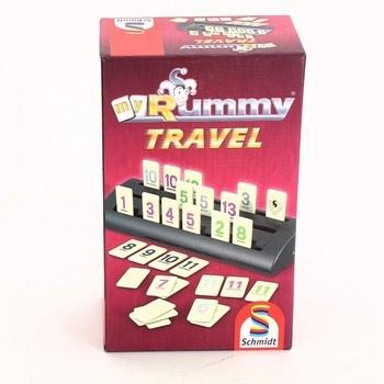 Stolní hra My Rummy Travel Schmidt SSP49284