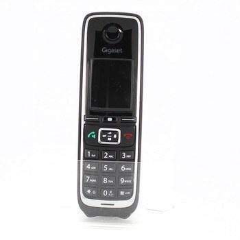 Bezdrátový telefon Gigaset C560 černý