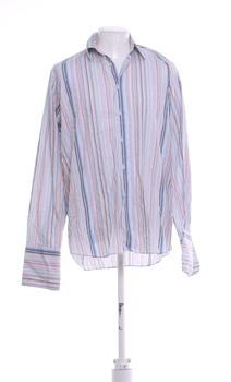 Pánská košile proužkovaná John Lewis