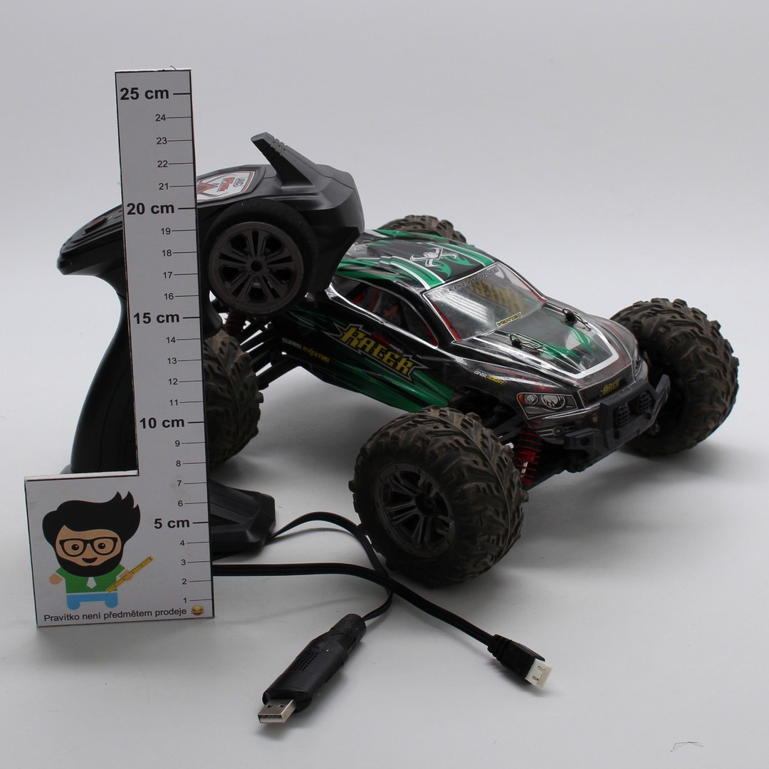 Auto na dálkové ovládání XLH 1 Super Power