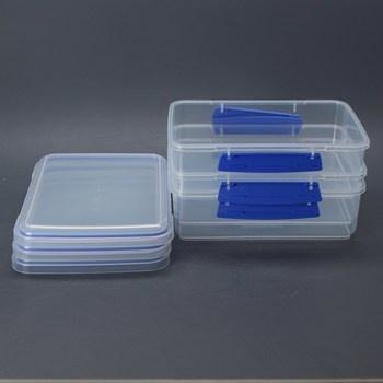 Boxy na potraviny Sistema KLIP IT 3kusy 2L