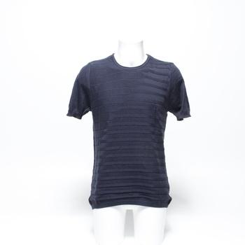 Pánské tričko Leif Nelson modré vel. L