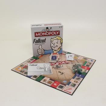 Stolní hra Monopoly Winning Moves 000659