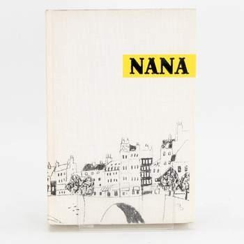 Kniha NANA Émile Zola