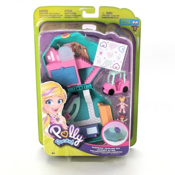 Mattel Polly Pocket Pamperin Perfume Spa
