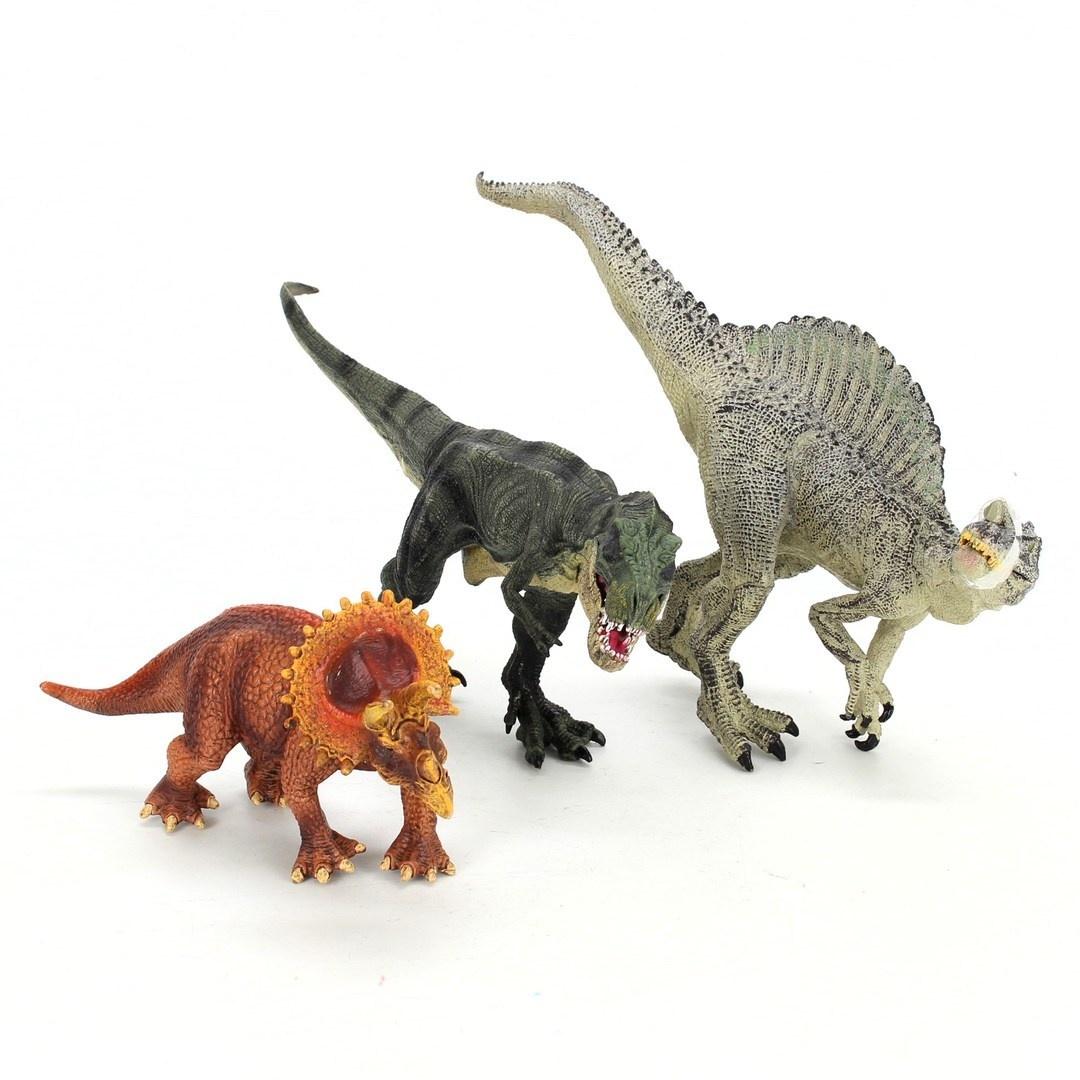 Dinosauři figurky
